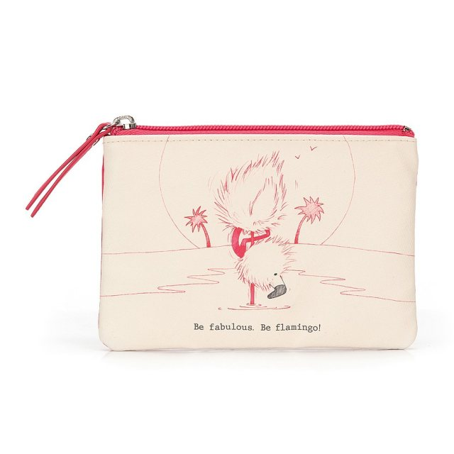Jellycat Soft Toys Jellycat Flaunt Your Feathers Pouch