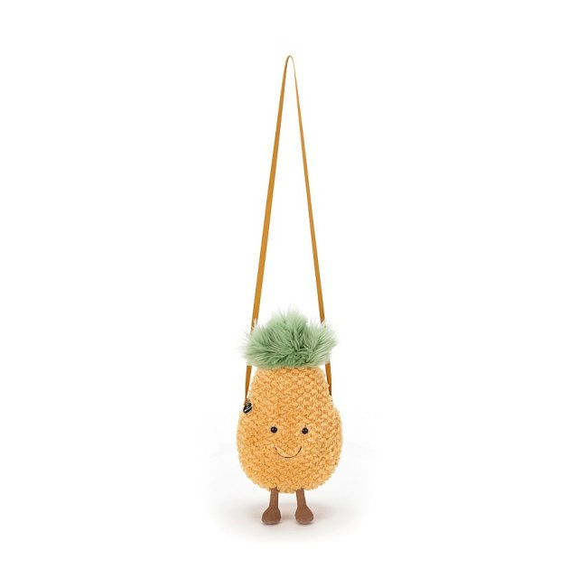 Jellycat Soft Toys Jellycat Amuseables Pineapple Bag