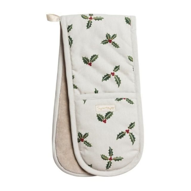 Sophie Allport Sophie Allport Holly & Berry Double Oven Glove
