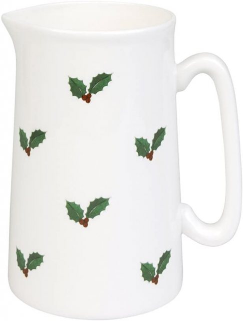 Sophie Allport Sophie Allport Holly & Berry Medium Jug
