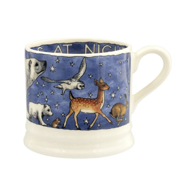 Emma Bridgewater Emma Bridgewater Winter Animals Small Mug