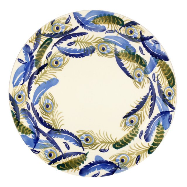 Emma Bridgewater Emma Bridgewater Feather Wreath Serving Plate