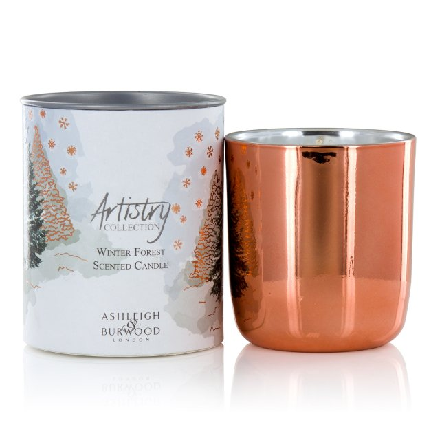 Ashleigh & Burwood London Artistry Xmas Scented Candle - Winter Forest