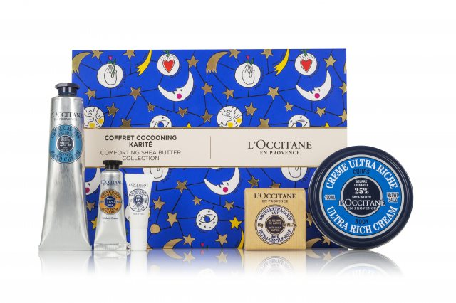 L'Occitane L'Occitane Comforting Shea Butter Collection