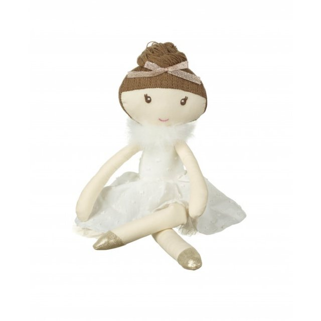 Orange Tree Lily Small Doll