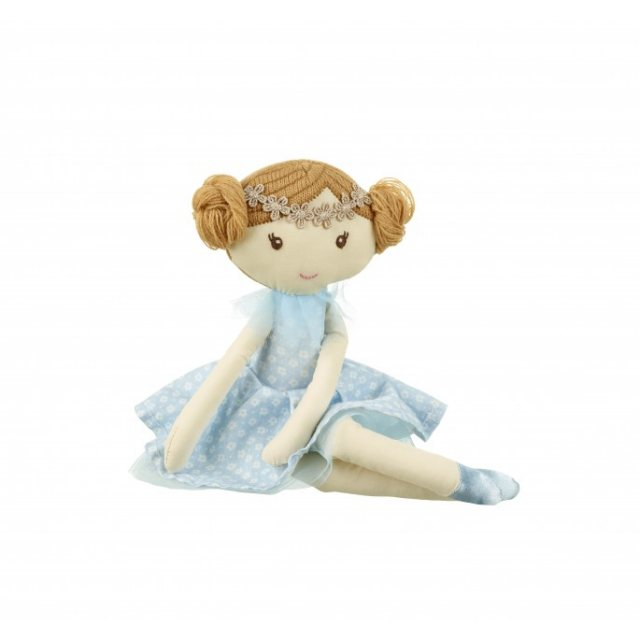 Orange Tree Grace Small Doll