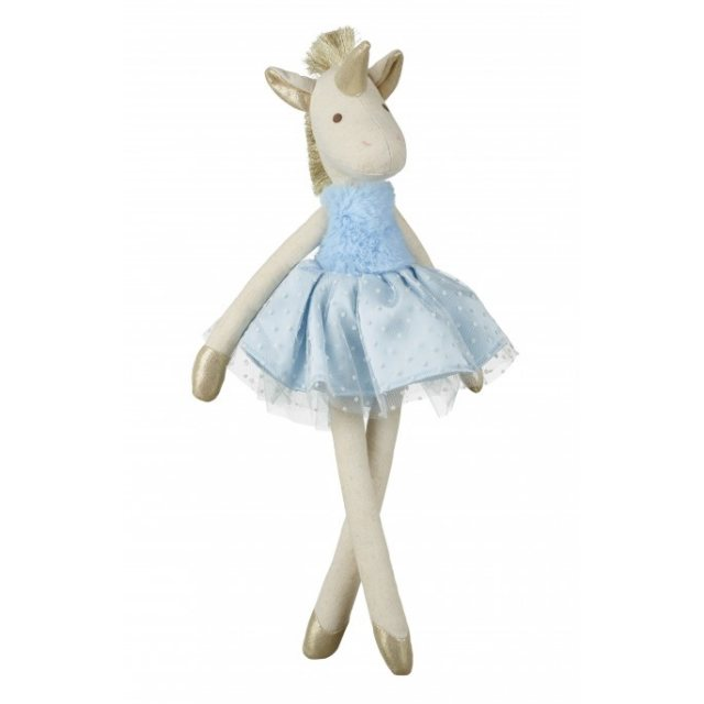 Orange Tree Unicorn Doll