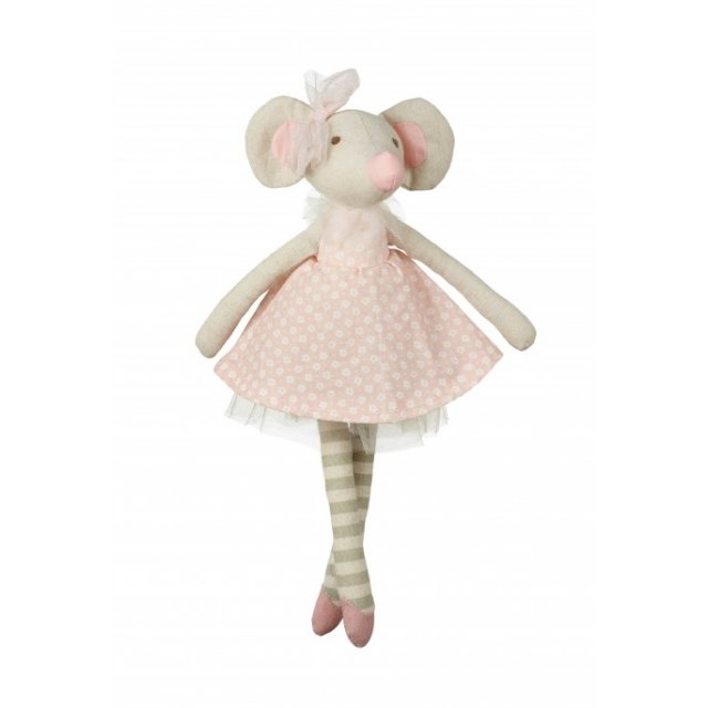 Orange Tree Mouse Doll Small