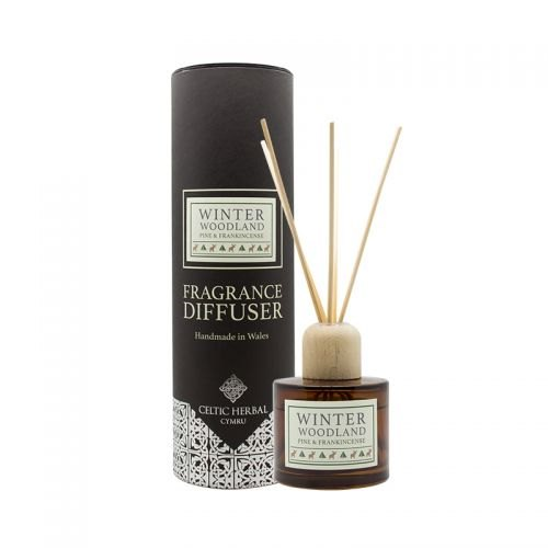 Celtic Herbal Cymru Winter Woodland Reed Diffuser Pine & Frankincense