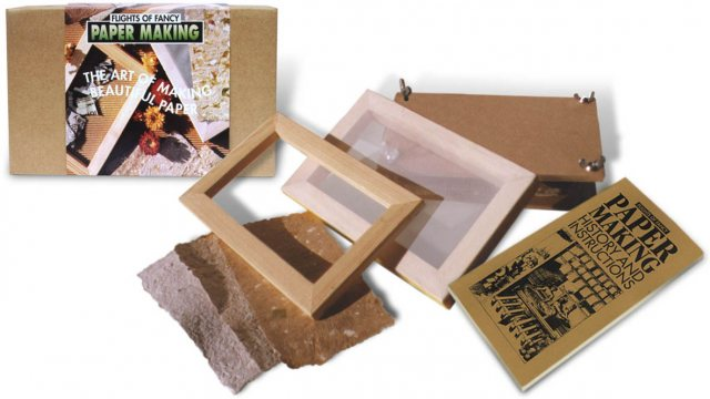 Flights of Fancy Paper Making Kit