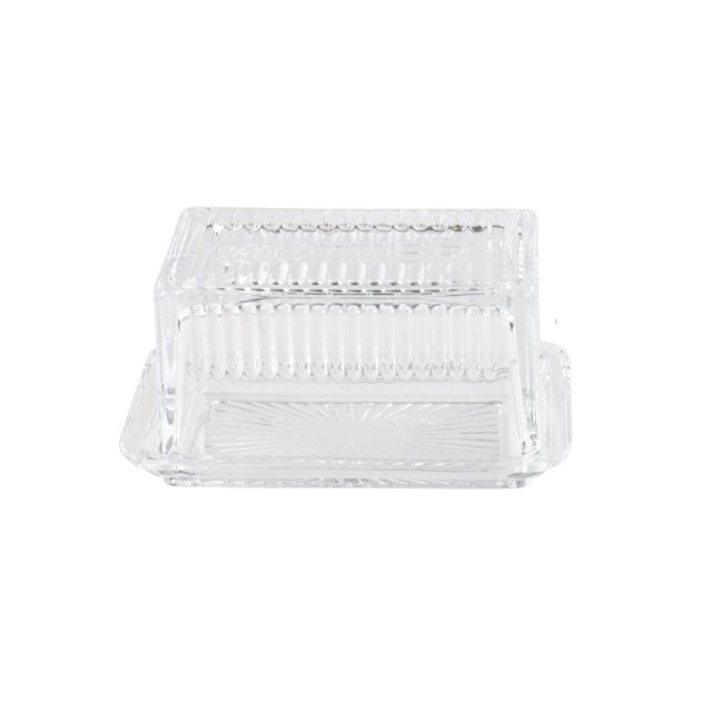 Tala Tala Originals Glass Butter Dish With Cover