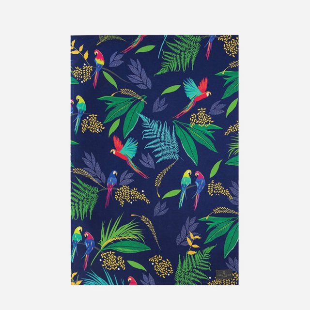 Sara Miller London Sara Miller London Parrot Repeat Tea Towel