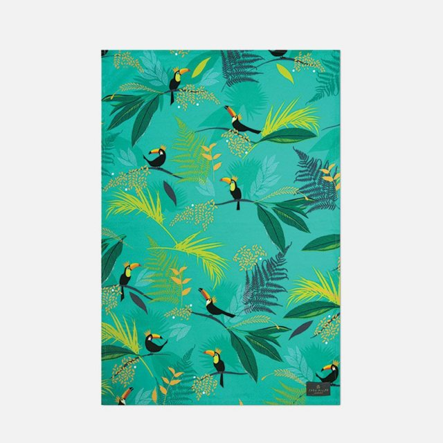 Sara Miller London Sara Miller London Toucan Repeat Tea Towel