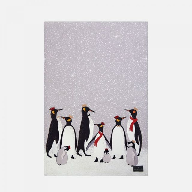 Sara Miller London Sara Miller London Penguin Repeat Tea Towel