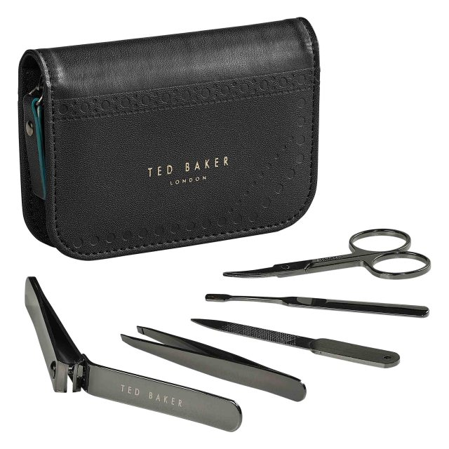 Ted Baker Ted Baker Brogue Monkian Manicure Set