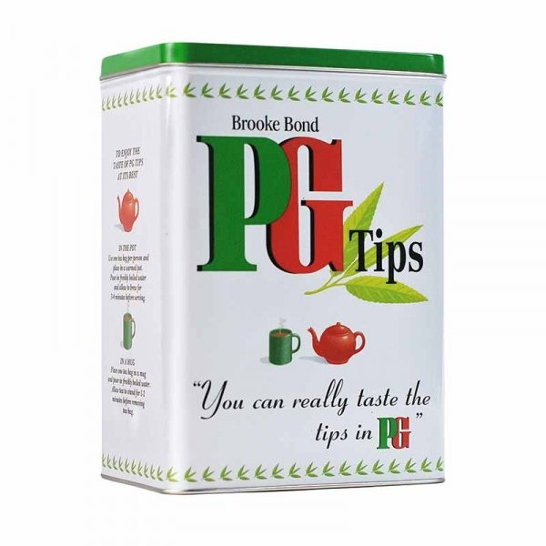 PG Tips PG Tips Tea Tin
