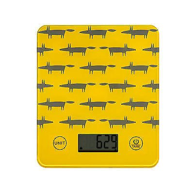 Scion Living Mr Fox Electronic Scales