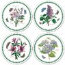Botanic Garden Round Placematss Set of 4